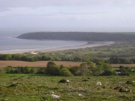 down to Oxwich by nonyeB