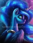 Luna by SugarHeartArt