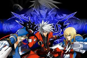BlazBlue Wallpaper by DarkWing-ZER0O