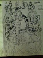The Book of Life -  Xibalba WIP by Neos-Two