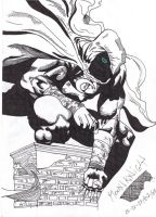 MoonKnight - 2 by Uriel87