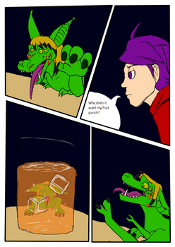 A.L.I.E.N. - page 5 by FungalZombieX