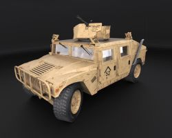 Humvee by kkllss