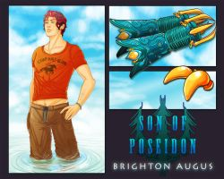 Brighton Augus by LuckySquid