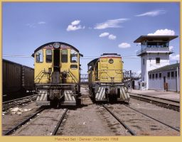 Matched Set by classictrains