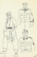 SS British Free Corps 1944 2 by Stcyr74