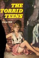 THE TORRID TEENS cover art by peterpulp