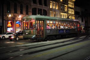New Orleans transit by Manyroomsphotography