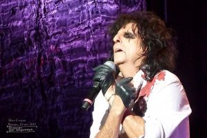 Alice Cooper by dragonladych