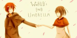 World's End Umbrella by TheMunez16