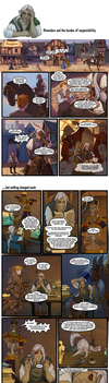 Rivendare and the burden of responsibility by scourge-minion