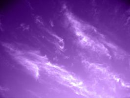 Purple Clouds by ImageAbstraction