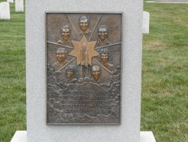 Space Shuttle Challenger Memorial by Spyroconvexity