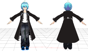 acure new model WIP (99.9) by deangagaTR
