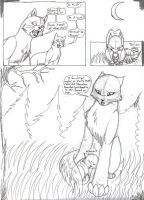 TWF Page Sketch 4 by x-EBee-x