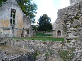 Minster Lovell 2012 12 by LadyxBoleyn