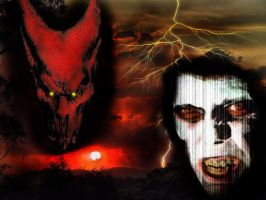 HELL MAN AND DEVIL MAN by Darkness-Man