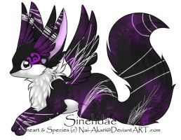 Sinehdae Adoptable ~ 35 by BiahAdopts