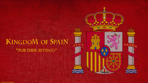 Spain Coat of Arms by saracennegative