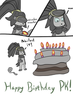 Birthday Wishes from Cayenne by Mystery-V