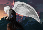 My guardian angel by HerrFenix
