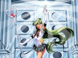 Eternal Sailor Pluto by foogie