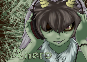 Ahero by maddmouse