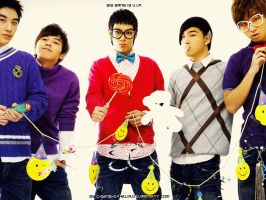 Big Bang is V.I.P. by crying-ophelia
