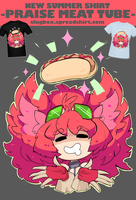 PRAISE TUBE MEAT by Slugbox