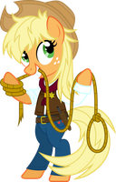 Sheriff Applejack by hotsun6392