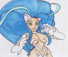 Felicia by ShadowKitty777
