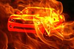 Autobots Camero with fire BG by Browns12M1