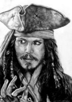 Jack Sparrow by bris1985