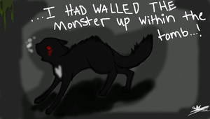 ...the black cat by The-stray-cat