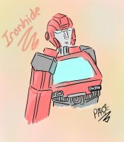 Ironhide - soft picture by Kittylover9399