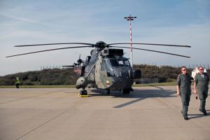 Sikorsky S-61 Sea King by gurkenhals