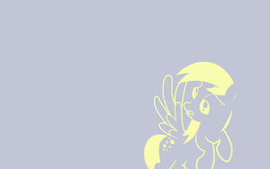 Derpy gray by BronyGamer