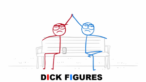 DICK FIGURES SEASON 4 by XxCaPiShXx