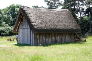 West Stow Anglo Saxon Village 2 by OghamMoon