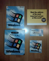 Windows 95 Special Edition by valleyofearwigs