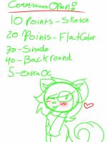 COMENT TO ORDER by EmiJoCookie