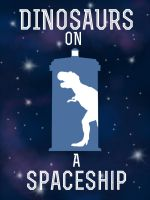 Doctor who S7E01- Dinosaurs on a Spaceship (space) by Mr-Saxon