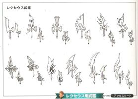 Lexaeus's Weapon References by SnowpirateRoy