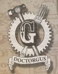 New Doctorgus Logo by Doctor-Gus