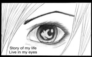 Look in my life by haborym02