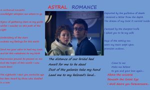DW+NW - Astral Romance by LonelyImmortal