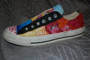 Friendship is Shoes Left Side 1 by nazzara