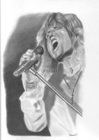 David Coverdale - Whitesnake by drawman61