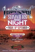 IndiSoul Summers End Night Poster by awakenedcreations