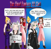 FFVII Club Contest 2-Entry by AerithHojo